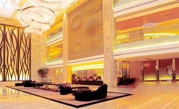 福州长山湖酒店大堂