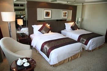 北京唯实酒店豪华标准间