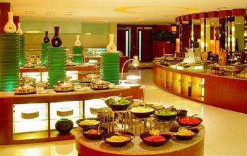 沈阳凯宾斯基饭店自助餐台