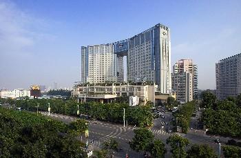 东莞欧亚国际酒店酒店外观图片