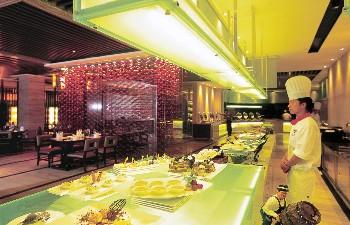 福州长山湖酒店西餐厅