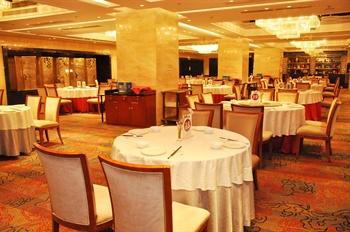北京湖南大厦中餐厅大堂