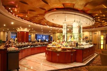 北京华侨大厦咖啡厅