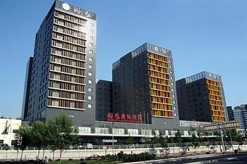 北京裕龙国际酒店酒店外观图片
