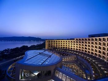 杭州君悦酒店酒店外观图片