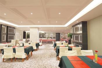 北京日坛宾馆西餐厅