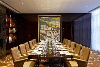 上海外高桥喜来登酒店全日餐厅包房