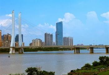 惠州富力万丽酒店酒店外景图片