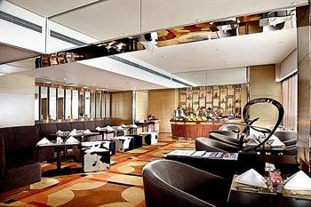 成都首座万丽酒店行政酒廊