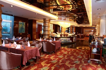 东莞樟木头三正半山酒店沙利文西餐厅