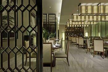 福州富力威斯汀酒店中餐厅-中国元素