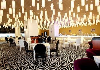 武汉纽宾凯鲁广国际酒店餐厅