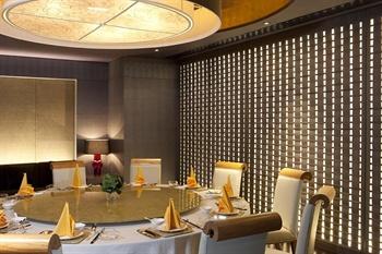 深圳益田威斯汀酒店中国元素包房