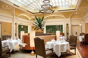 天津利顺德大饭店1863至尊西餐厅