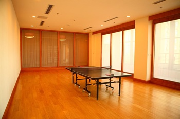 北京山西大厦(金辇酒店)乒乓球厅