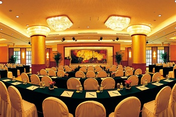 北京长安大饭店(陕西大厦)宴会厅-会议