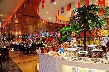 东莞欧亚国际酒店布拉格西餐厅