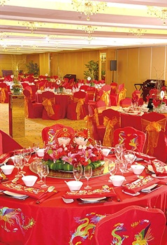 厦门翔鹭国际大酒店宴会厅