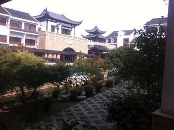 苏州吴宫泛太平洋酒店酒店外观图片