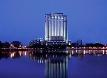 惠州康帝国际酒店外观图片