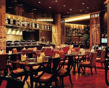 深圳绿景酒店西餐厅