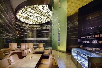 南京绿地洲际酒店汇聚美食坊