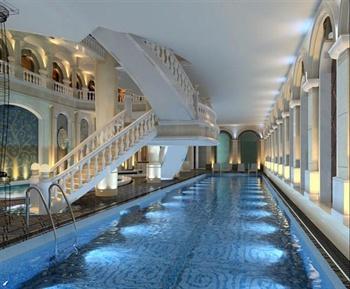 石狮建明国际大酒店水疗中心