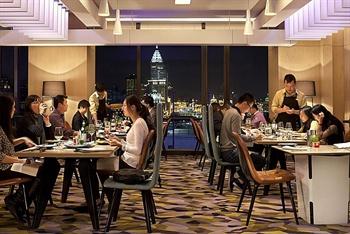 上海外滩英迪格酒店餐厅