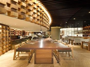 上海新天地安达仕酒店海派开放式厨房