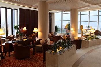 成都花水湾金陵温泉度假酒店大堂吧