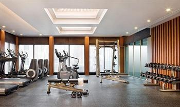 北京王府半岛酒店健身房