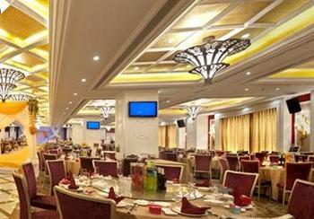 成都广都国际酒店酒店宴会厅