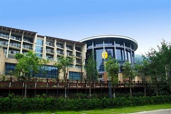 成都花水湾金陵温泉度假酒店外观图片
