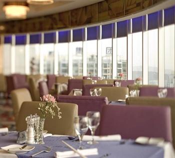 武汉华美达光谷大酒店旋转餐厅
