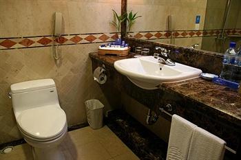 珠海怡景湾大酒店行政楼层海景标间-洗手间