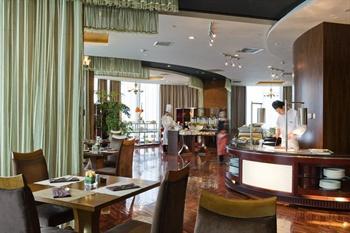 上海斯格威铂尔曼大酒店自助餐厅