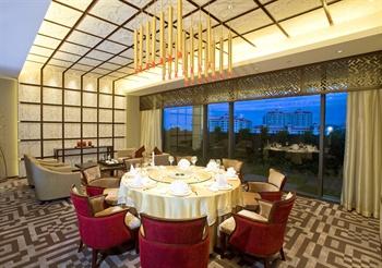 厦门君泰酒店28楼中餐厅