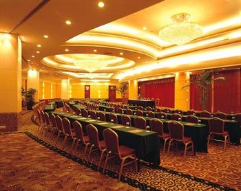 珠海银都嘉柏大酒店会议室