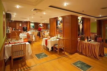 南京维景国际大酒店西餐厅