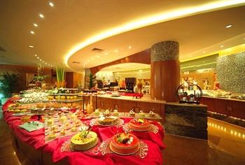 上海松江开元名都大酒店西餐厅正堂