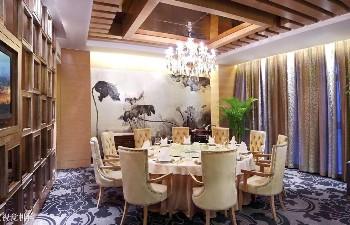 成都明宇尚雅饭店中餐厅包房