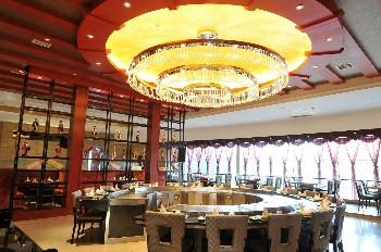 重庆合川华地王朝华美达广场酒店日式铁板烧餐厅