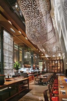 上海柏悦酒店世纪100