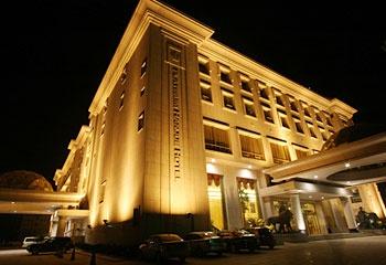 无锡白金汉爵大酒店酒店外观图片