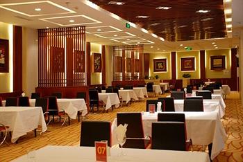 秦皇岛缅甸天山国际大酒店雅爵西餐厅
