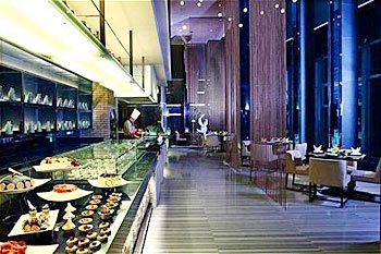天津中心唐拉雅秀酒店日式料理
