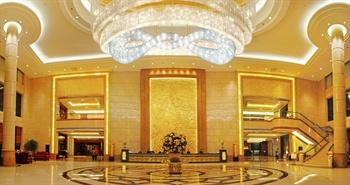 清遠國際酒店大堂