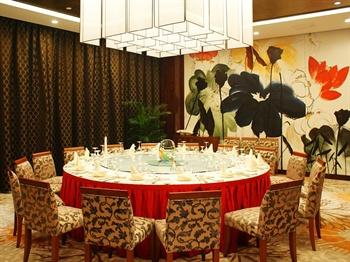 安徽金陵大饭店(合肥)和苑轩中餐厅包厢