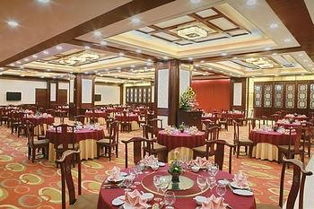 汕头君华海逸大酒店鸿桃轩中餐厅