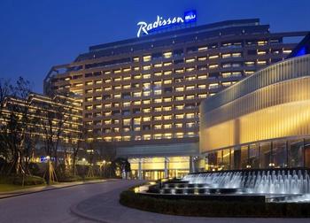 重庆融汇丽笙酒店酒店外观